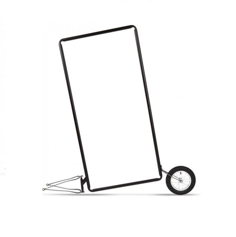 Advertising Bicycle Trailer