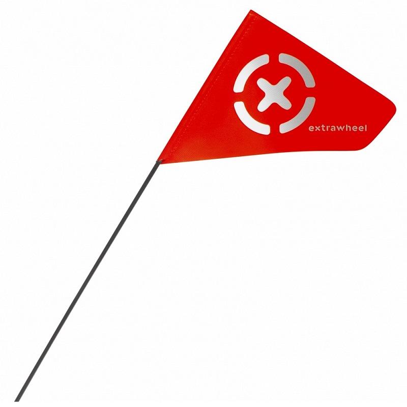 Signalisierung Flagge
